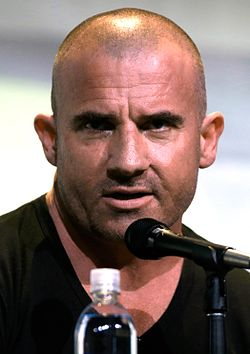 Dominic Purcell San Diegon Comic-Conissa 2016.