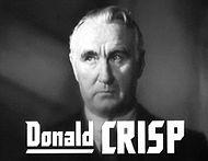 ドナルド・クリスプ - Wikipedia