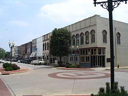 Downton Edinburgh, Indiana