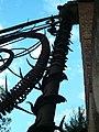 Drac i porta del Jardí de les Hespèrides P1440915.JPG