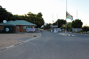 Drakenstein Correctional Centre - Image: Drakenstein prison 5