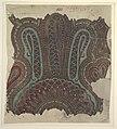 Drawing, Design for Machine-Woven Shawl, ca. 1840 (CH 18562003).jpg