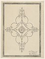 Drawing, Design for a Plaster Ceiling, n.d. (CH 18558837-2).jpg