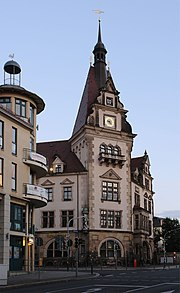 Dresden-Plauen-Rathaus