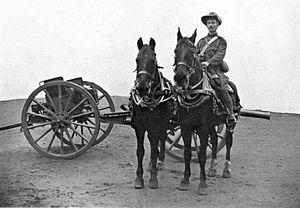 Robert Erskine Childers - Driver Childers, Honourable Artillery Company