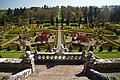 Drummond Castle - view of garden from N.jpg