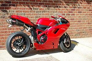 Ducati 1098 - Ducati 1098