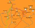 Duchy of Auschwitz border changes.png