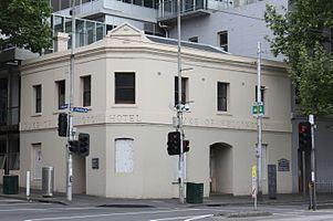 Duke of Wellington Hotel, Melbourne