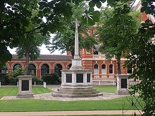 Dulwich College War Memorial war memorial in London