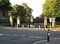 Dulwich Park, Court Lane Gate - geograph.org.uk - 1495555.jpg