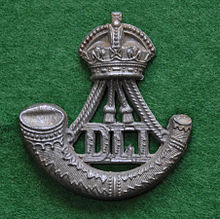 List Of Battalions Of The Durham Light Infantry Wikipedia
