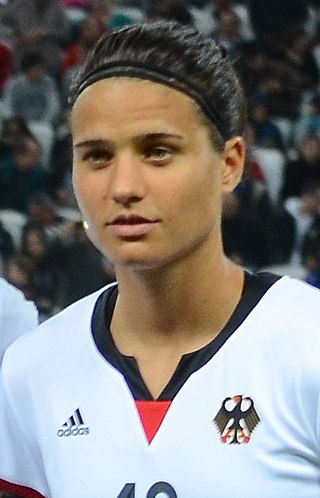 Dzsenifer Marozsán German footballer