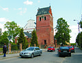 Dzwonnica kościoła farnego w Przsnyszu z XV-XVI w..JPG