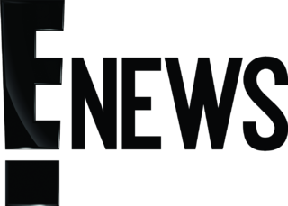 <i>E! News</i> flagship entertainment newscast of the E! network in the United States