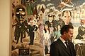 Eπίσκεψη ΑΝΥΠΕΞ κ.Δ.Δρούτσα στην έκθεση ζωγραφικής¨Ιχνηλατώντας την Κωσταντινούπολη¨. (4949143135).jpg