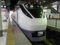E657 Tokiwa55 at Ueno Station.jpg