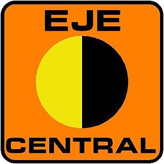 Eje Central - Image: EJE CENTRAL