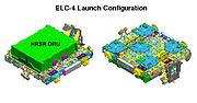 ELC-4 STS-133 Launch Config