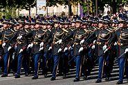 EOGM cadets Bastille Day 2008