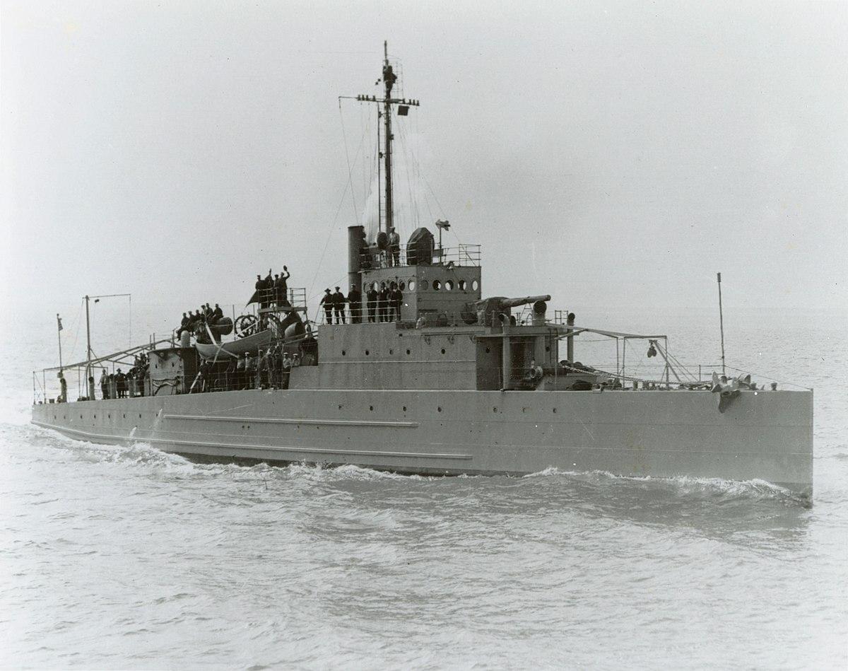 USS Eagle Boat 56 - Wikipedia