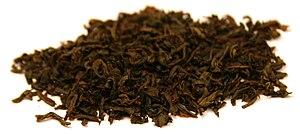Tea leaf grading - Wilson Ceylon Earl Grey F.B.O.P. (Flowery Broken Orange Pekoe)