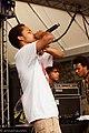 Earl Sweatshirt set at the SPIN party SXSW 2015 Austin, Texas -6202 (25123311572).jpg