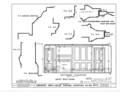 Ebenezer Smith House, 20 Main Street, Durham, Strafford County, NH HABS NH,9-DUR,4- (sheet 36 of 38).png
