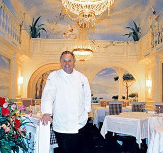 Eckart Witzigmann Austrian chef