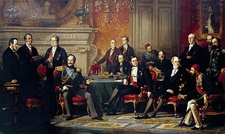 Treaty of Paris (1856) 1856 treaty