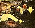 Edvard Munch - At the Death Bed.jpg