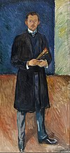 Edvard Munch - Self-Portrait with Brushes - Google Art Project.jpg