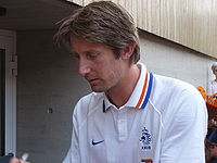 Van der Sar tại World Cup 2006.