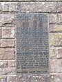 Eerebegraafplaats Bloemendaal – vierde steen met tekst.jpg