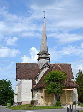 Barberey-Saint-Sulpice - The Church of Saint-Sulpice