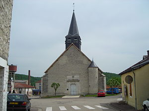 Bayel - The Church of Saint Martin