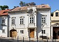 Eisenstadt - Bürgerhaus, Joseph Haydn-Gasse 27.JPG