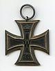 Eisernes Kreuz II. Klasse und Verleihungsurkunde von Johann Paulus, item 1.jpg