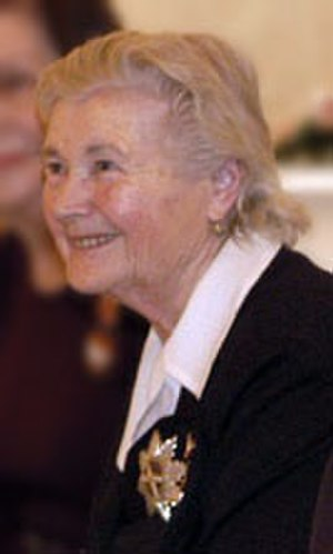 "Medal ""For the Capture of Vienna"" - Wartime Marines medic Ekaterina Mikhailova-Demina, a recipient of the Medal ""For the Capture of Vienna"""