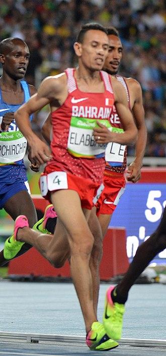 El Hassan El-Abbassi - El-Abbassi at the 2016 Olympics