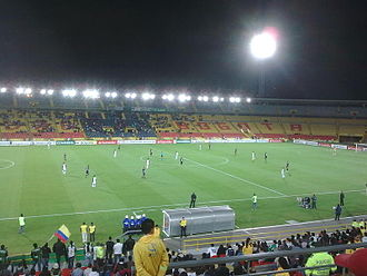 2011 FIFA U-20 World Cup - Image: El campín 13 September 2011