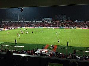 KF Elbasani - Elbasan Arena Stadium 2014