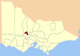 Electoral district of Maryborough (Victoria) electoral district of the Victorian Legislative Assembly, Australia