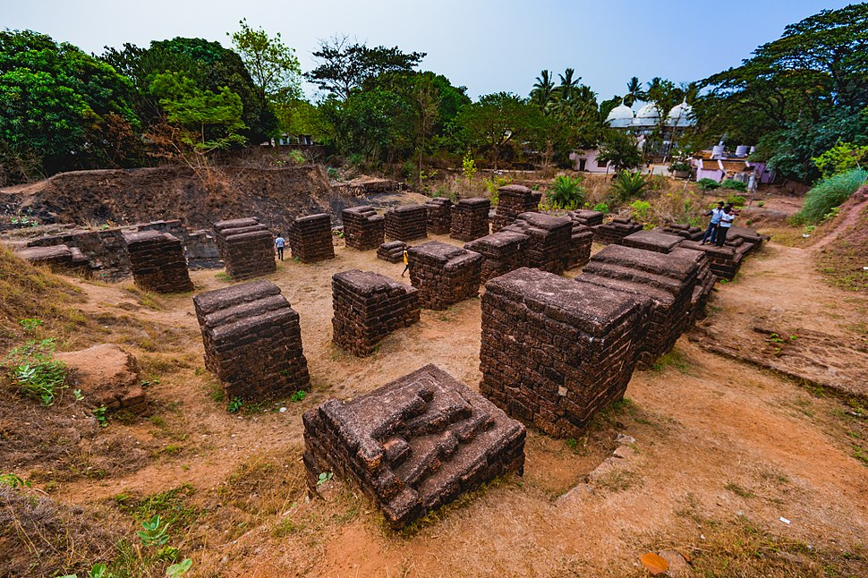Elephant stables of Barabati Fort , Cuttack 03