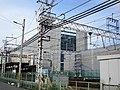 Elevation Construction of Awaji Station 201905-2.jpg