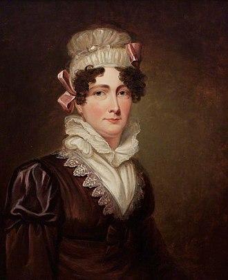Georgiana McCrae - Elizabeth, Duchess of Gordon