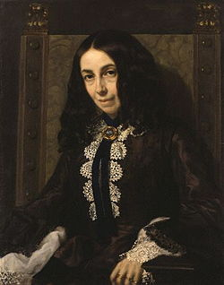 Elizabeth Barrett Browning by Michele Gordigiani 1858.jpg