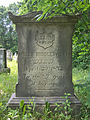 Elizabeth Middleswarth Monument, Bethany Cemetery, 2015-06-11, 01.jpg
