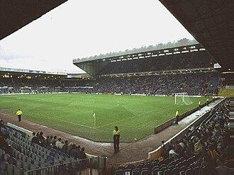 Leeds United F.C.–Manchester United F.C. rivalry - Elland Road – home of Leeds United