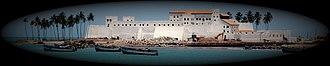 Central Region (Ghana) - Image: Elmina castle, Ghana 2014 05 07 08 34